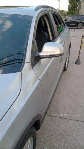 Audi / Q3 - Ambiente c/ Teto Solar Panorâmico muito nova - Foto 16