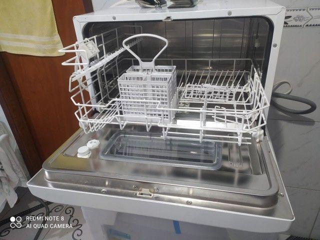 Máquina de lavar louças semi nova  - Foto 2