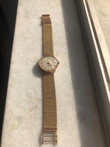 Relógio suíço CYMA usado em excelente estado de conservação - Foto 4