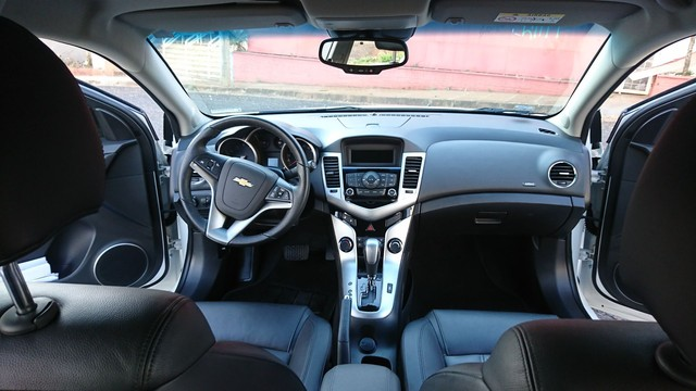 GM Chevrolet Cruze LT 1.8, 2016/2016, câmbio automático, novíssimo.  - Foto 6