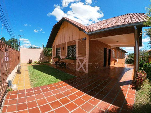 Casa à venda com 4 dormitórios em Neves, Ponta grossa cod:V5220 - Foto 2