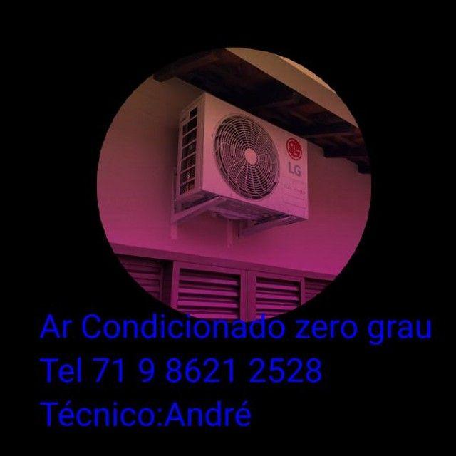 Ar condicionado zero grau  - Foto 4