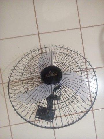 Ventilador Parede usado com Garantia - Foto 5