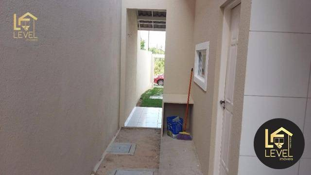 Casa com 2 dormitórios à venda, 65 m² por R$ 165.000,00 - Divineia - Aquiraz/CE - Foto 8