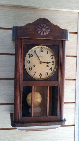 Relógios antigos, cucos, carrilhões - Foto 3