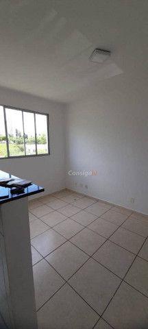 Apartamento com 1 dormitório para alugar, 55 m² por R$ 900/mês - Rios di Itália - São José - Foto 6
