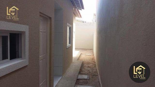 Casa com 2 dormitórios à venda, 65 m² por R$ 165.000,00 - Divineia - Aquiraz/CE - Foto 2