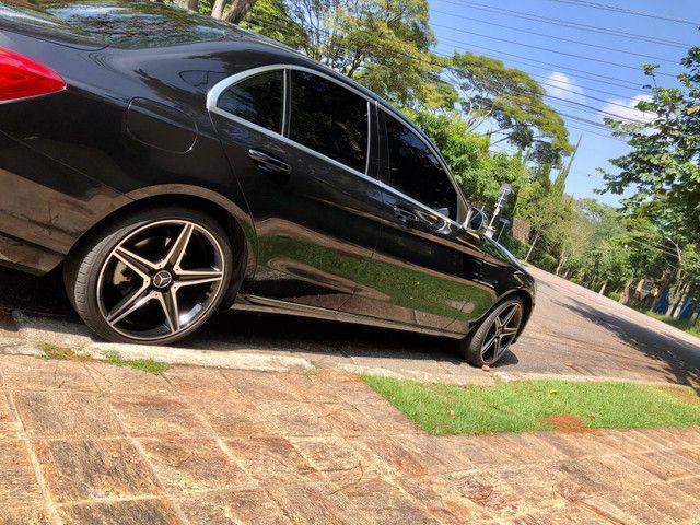 Vendo Mercedes C180 impecável - Foto 10