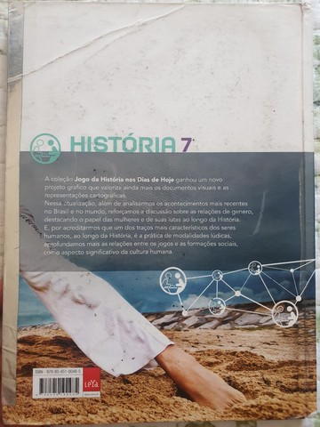 Livro de história 7 ano - Foto 3