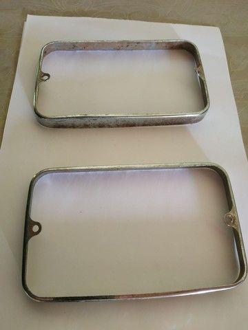 Moldura lanterna traseira Ford Belina I Original - Foto 2