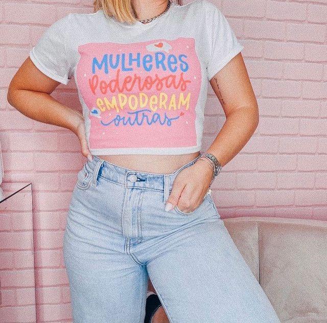 T-shirt a pronta entrega ?  - Foto 3