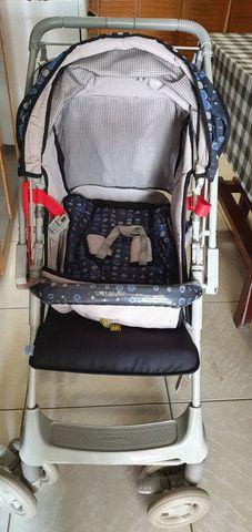 Vendo um carrinho de Bebê  - Foto 2
