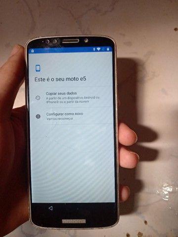 Moto E5 PRA VENDER Agora - Foto 3