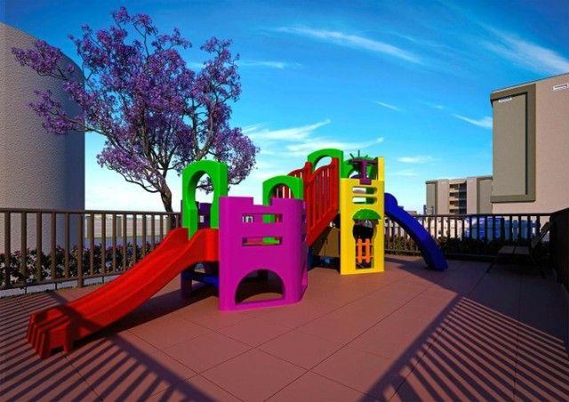  APO  Bairro Planejado Parque Mosaico  Apartamento de 2 Quartos C/ Varanda e Elevador - Foto 7