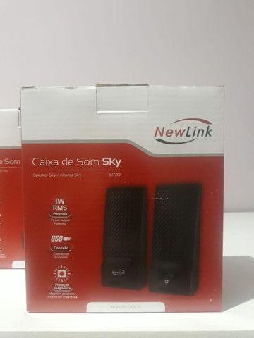 Caixa De Som Sky Newlink (2 pares)