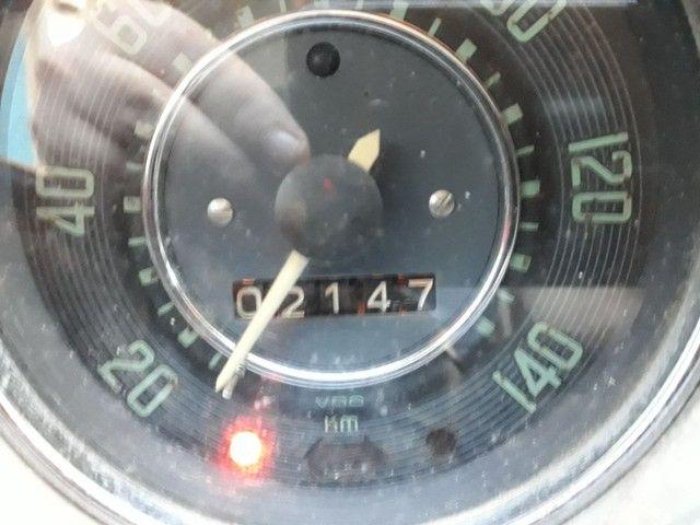 Fusca 68 muito novo! Só 2147 km rodados - Foto 6