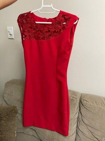 Vestido de festa usado uma vez - Foto 2