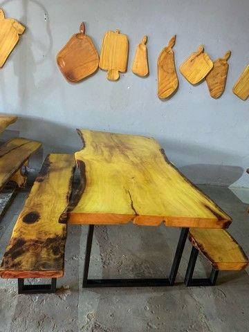 Mesa de metalon - Foto 5