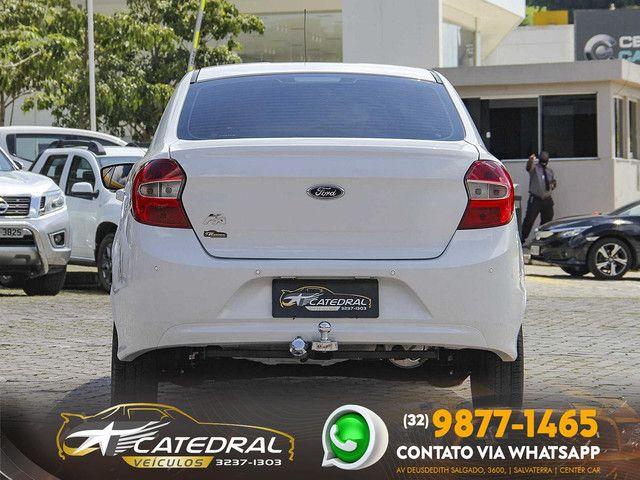 Ford Ka+ Sedan 1.0 Se Flex 4p 2015 *Excelente Custo Benefício* Aceito Troca - Foto 4