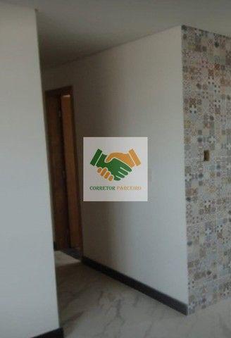 Cobertura nova com 3 quartos em 148m2 á venda no bairro Rio Branco em BH - Foto 14
