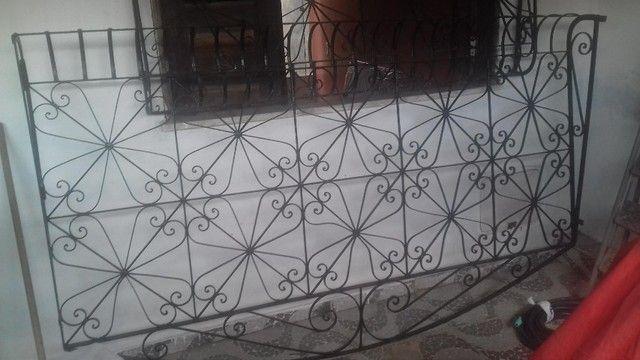 Grade de Ferro p/Janelão - Foto 5