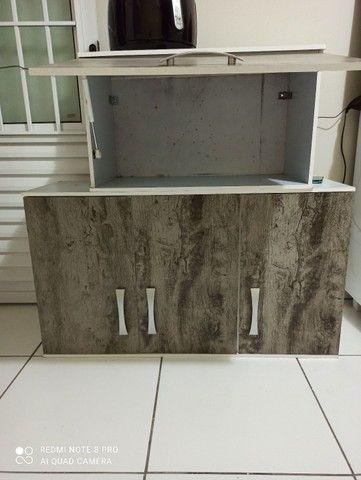 Armário de cozinha .
