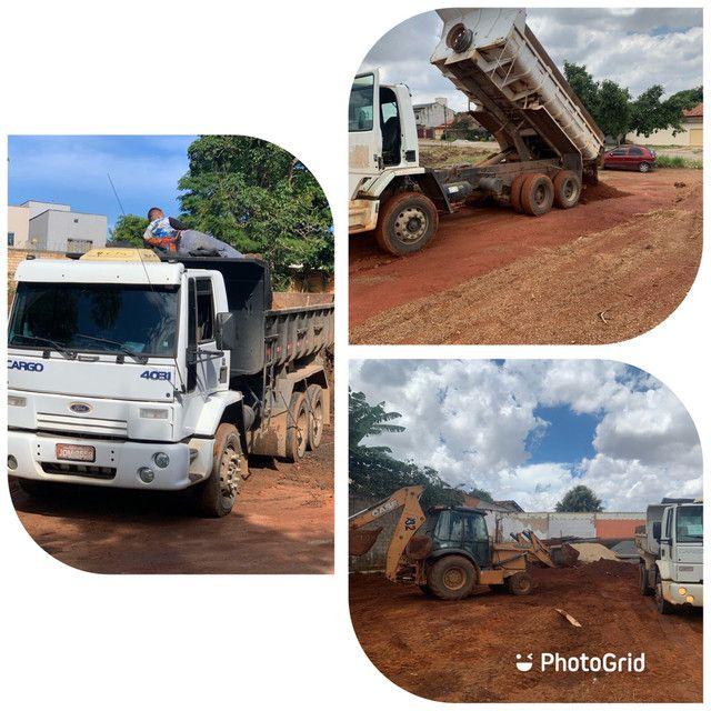 Serviço de terraplanagem limpeza e demolição  - Foto 2
