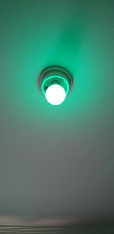 Lâmpada 15W Inteligente Wifi - Foto 4
