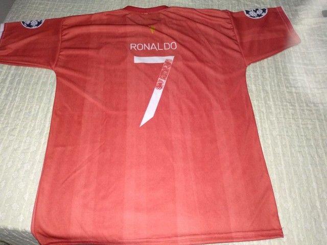Camisa do Manchester - Cristiano Ronaldo