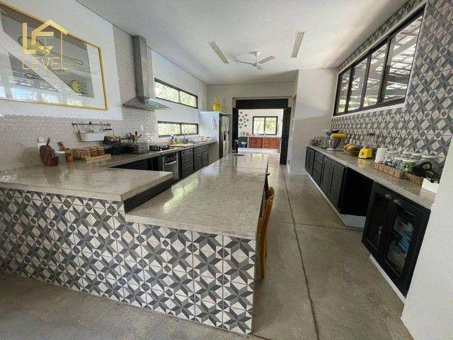 Casa com 3 dormitórios à venda, 910 m² por R$ 850.000,00 - Chácara da Prainha - Aquiraz/CE - Foto 17