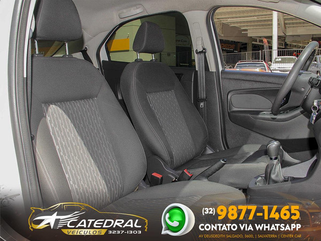 Ford Ka+ Sedan 1.0 Se Flex 4p 2015 *Excelente Custo Benefício* Aceito Troca - Foto 13