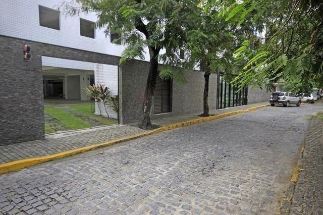 JS- Excelente apartamento de 03 quartos em Boa Viagem -97m² - Edf. Salamanca - Foto 16