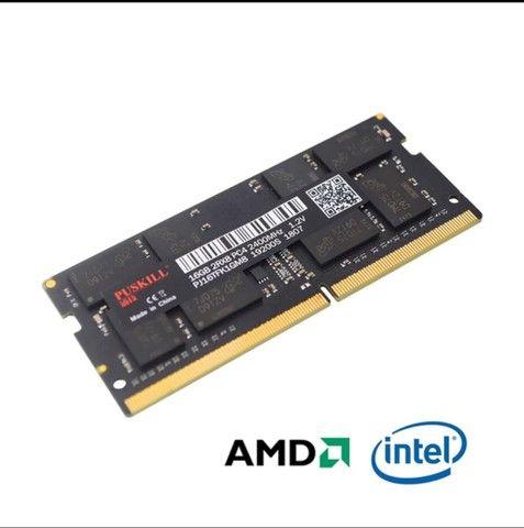 Memória RAM 8 Gb DDR4, IdeaPad, Dell Inspiron, Etc - Foto 4