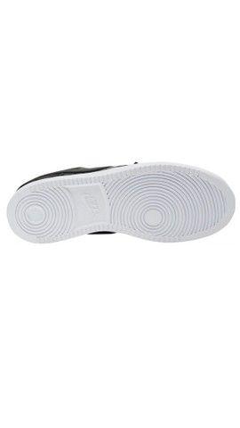 Tênis Nike Court Vision Low Prem Preto Masculino - Foto 3