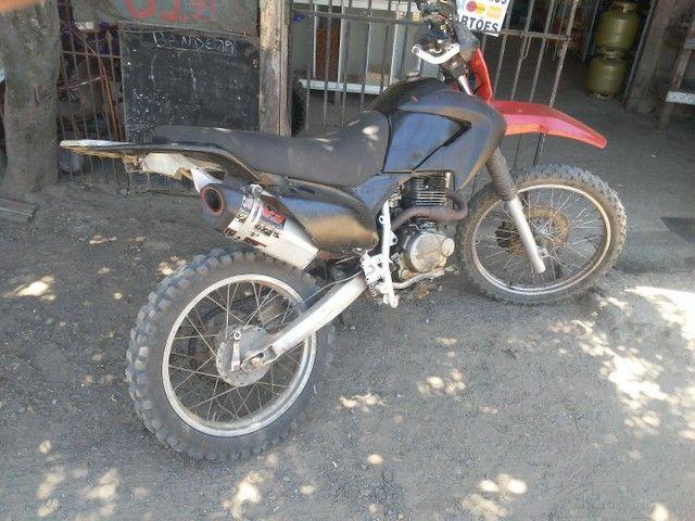 MOTO TRILHA 230CC
