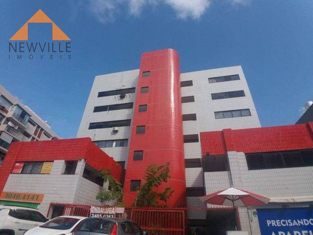Sala para alugar, 46 m² por R$ 2.119/mês - Boa Viagem - Recife - Foto 10