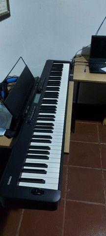 Piano Teclado Casio Cdp s350 bk
