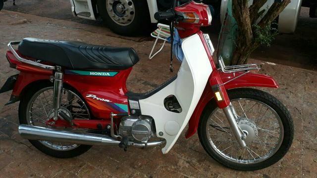 Honda Dream 100  1997 - Motos