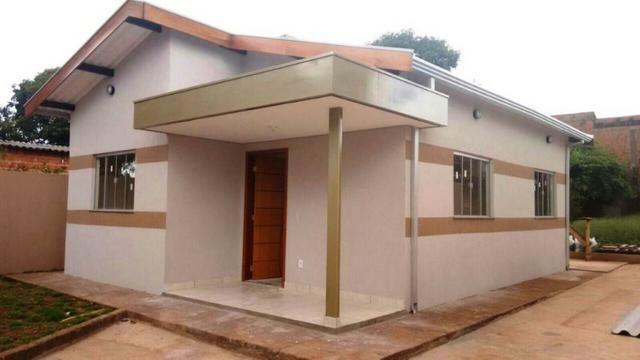 Excelente casa toda reformada