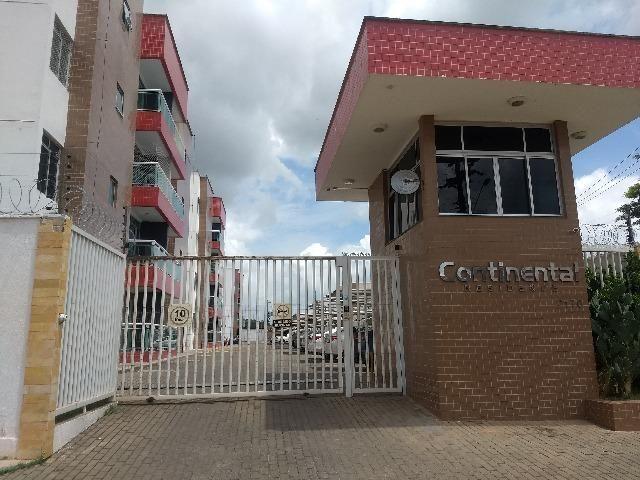 Apto novo Continental Residenci com 3 suíte salão de festa piscina 84m² financia