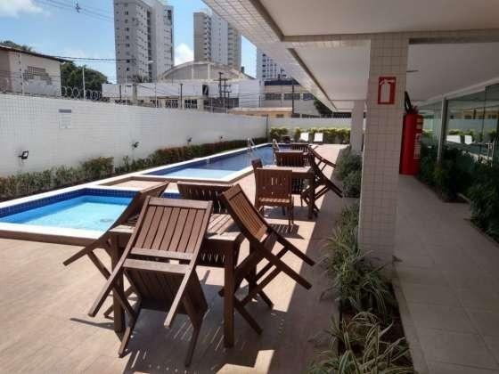 Vendo otimo apartamento com bela vista andar alto sombra 2 vagas cobertas petropolis - Foto 16