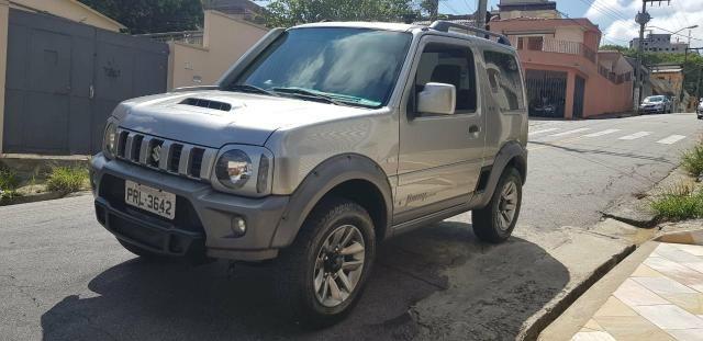 Suzuki Jimmy 4 SPORT * 4X4 * 18/18 * 14.000 kms * Oportunidade Única - Foto 4