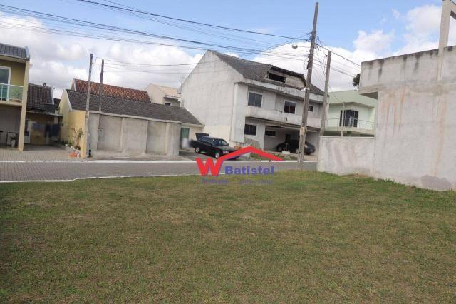 Terreno à venda, 202 m² rua maiorca, 104 - santa terezinha - colombo/pr - Foto 6