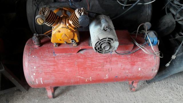 Compressor de ar tenho 2 modelos