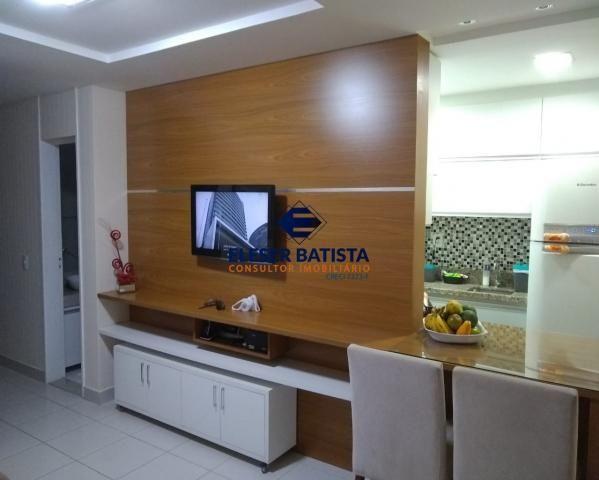 Apartamento à venda com 3 dormitórios em Residencial praças sauípe, Serra cod:AP00169 - Foto 2