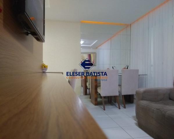 Apartamento à venda com 3 dormitórios em Residencial praças sauípe, Serra cod:AP00169 - Foto 9