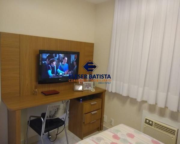 Apartamento à venda com 3 dormitórios em Residencial praças sauípe, Serra cod:AP00169 - Foto 15