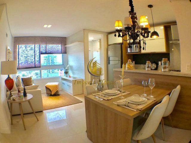 Apartamento à venda com 1 dormitórios em Navegantes, Capão da canoa cod:1173 - Foto 3
