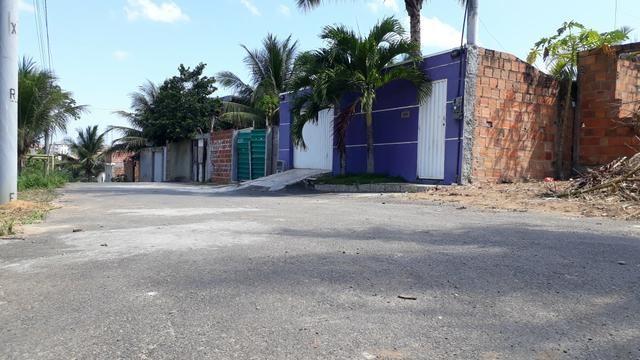 Terreno 100% plano em cajazeiras Boca da Mata - Foto 4