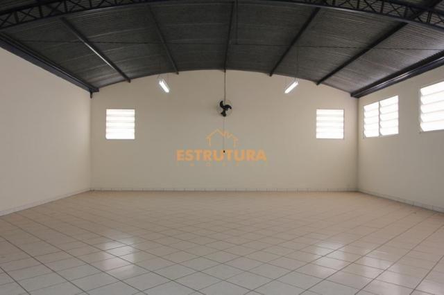 Barracão para alugar, 380 m² por R$ 3.000,00/mês - Estádio - Rio Claro/SP